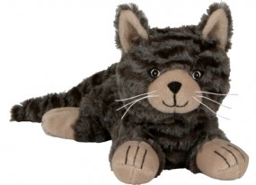 Wärmestofftier Katze