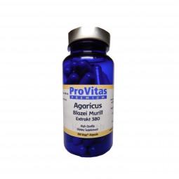 Agaricus blazei M (ABM), 380 mg, Extrakt