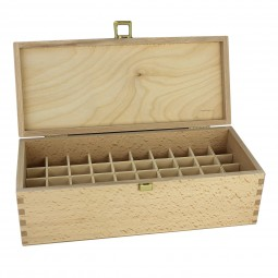 Bachblüten-Holzbox