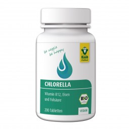 Chlorella Tabletten BIO