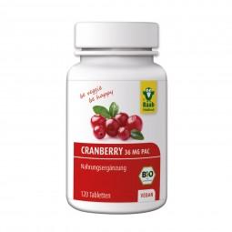 Cranberry Lutschtabletten BIO