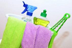 Putzen mit Essig