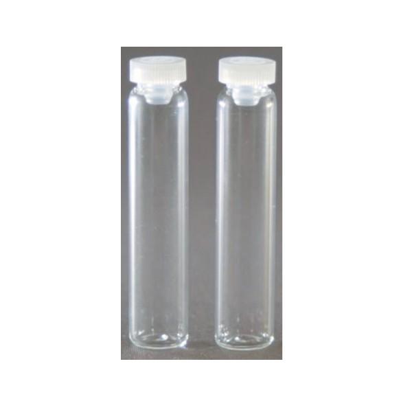Glasröhrchen 2 g, Klarglas