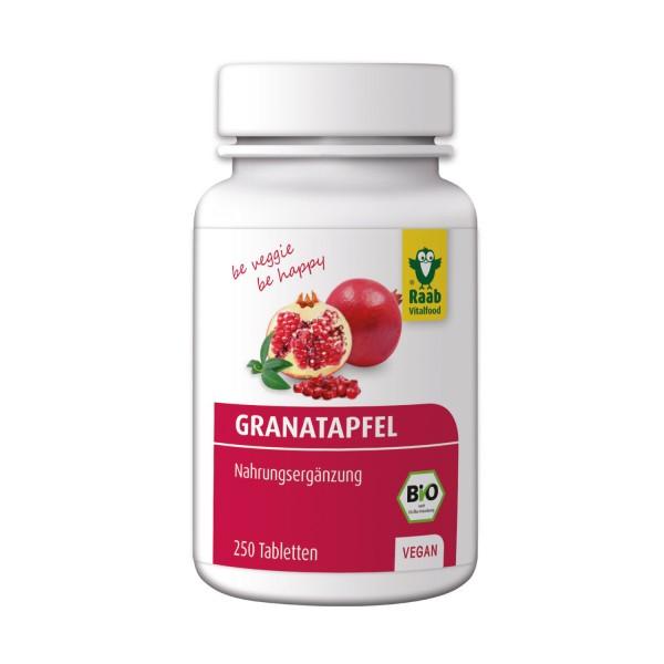 Granatapfel Lutschtabletten BIO