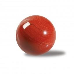 Roter Jaspis Steinkugel