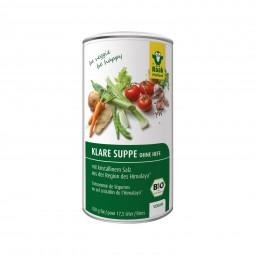 Klare Suppe BIO - ohne Hefe