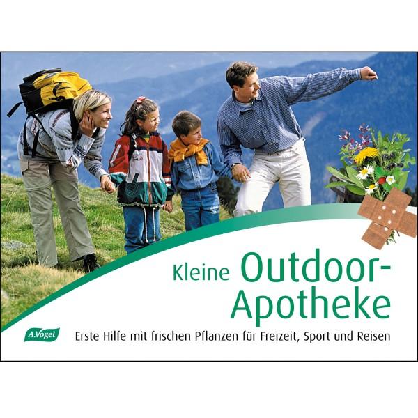 Kleine Outdoor-Apotheke