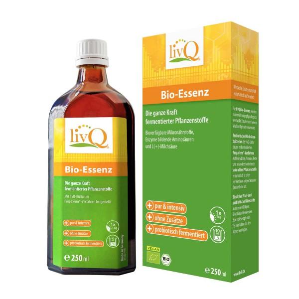 livQ Bio-Essenz - pur und intensiv