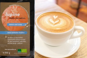 Lupino: koffeinfreie Alternative zu Bohnenkaffee