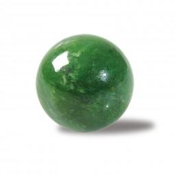 Nephrit Steinkugel