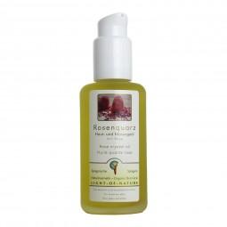 Rosenquarz/Rose Haut- und Massageöl