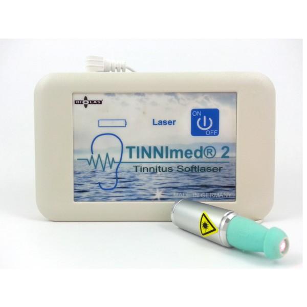 TiNNImed® 2 Softlaser - bei Tinnitus