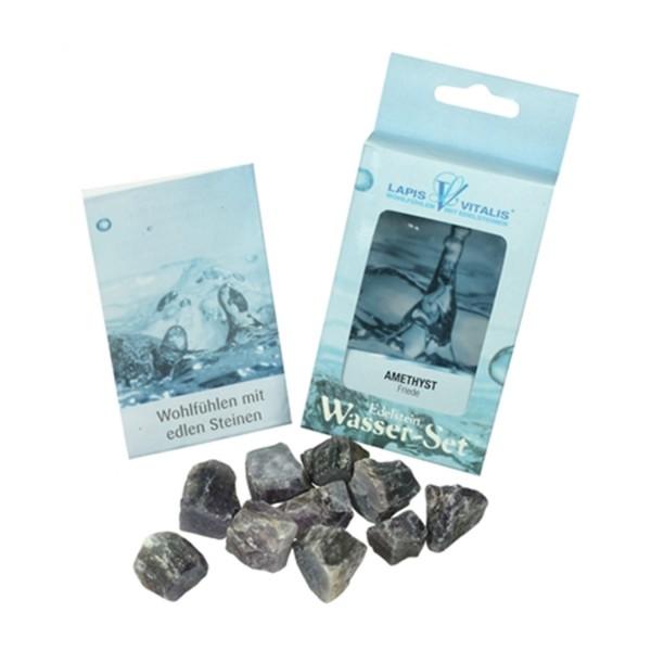 Wassersteine Amethyst