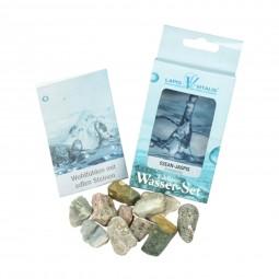 Wassersteine Ozean-Jaspis