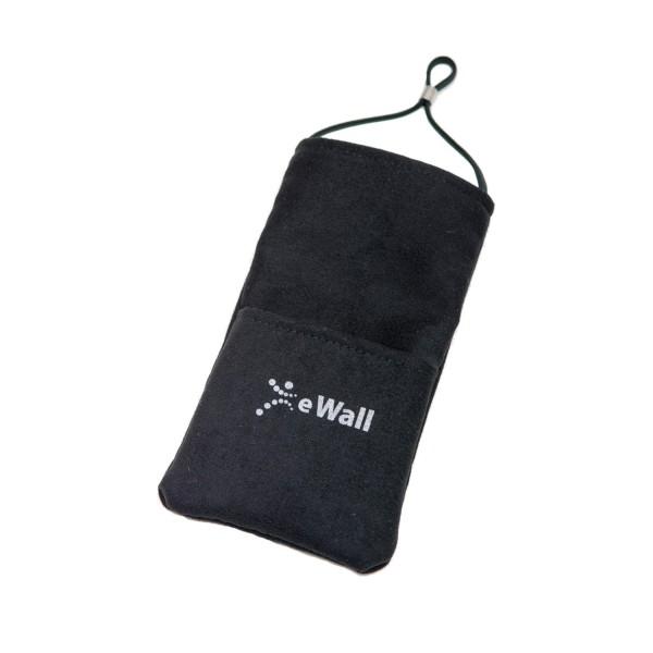 Strahlenschutz Handytasche eWall Classic Schwarz
