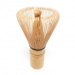 Matcha Bambus-Besen