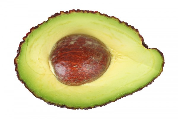 Avocado-Gesichtsmaske