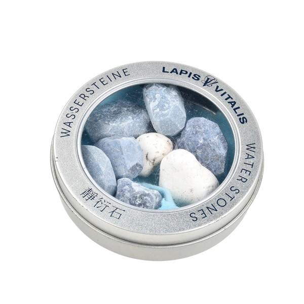Wasserstein-Mischung Gelassenheit