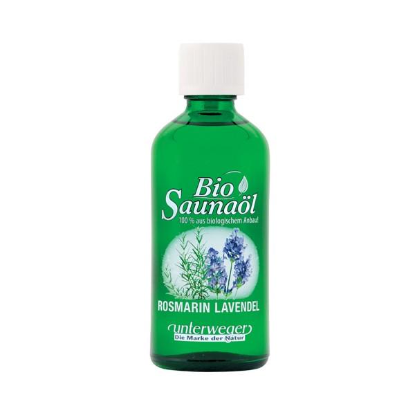 Bio Saunaöl Rosmarin-Lavendel 100 ml