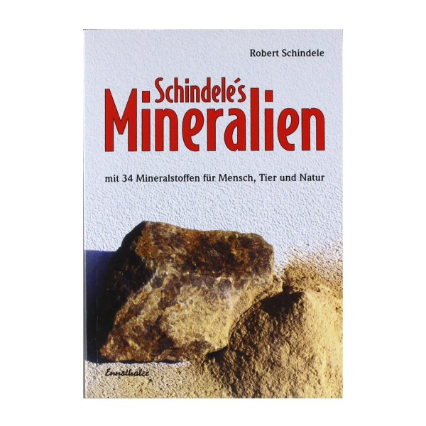 Schindele's Mineralien (Buch)