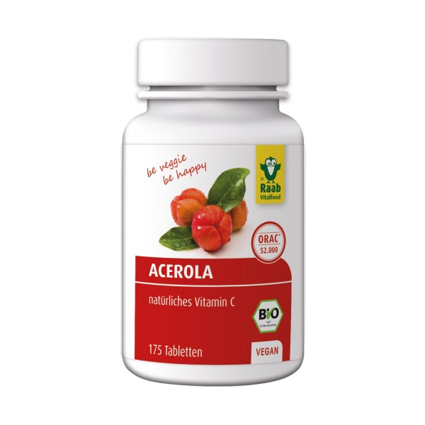 Bio Acerola Tabletten