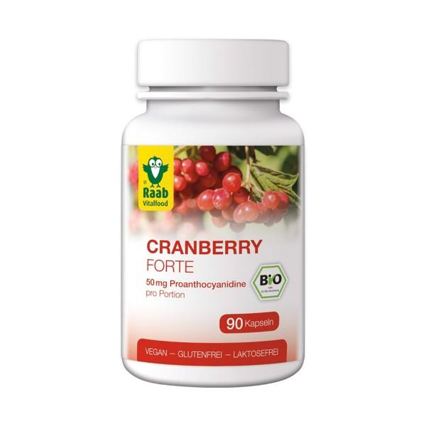 BIO Cranberry Forte Kapseln