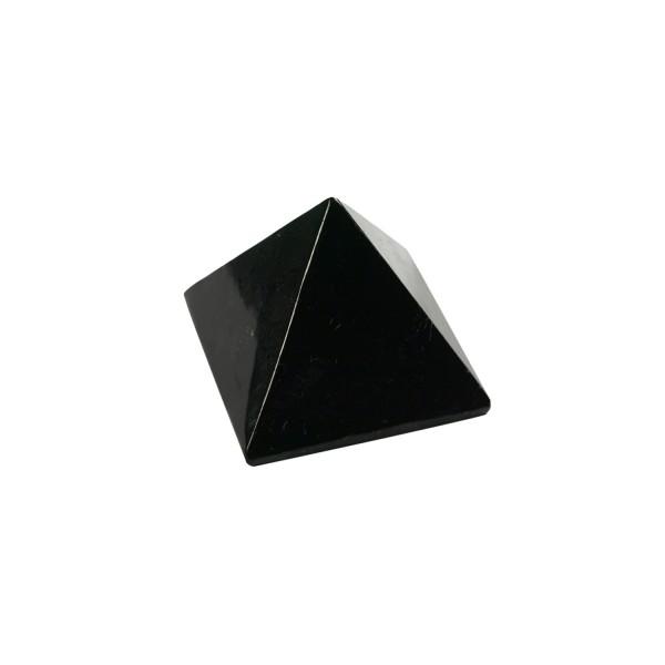 Schungit Pyramide 4 cm