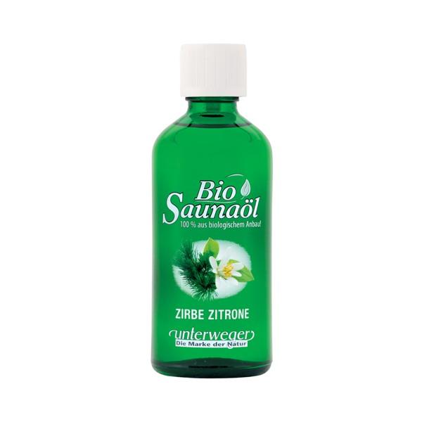 BIO Saunaöl Zirbe-Zitrone 100 ml