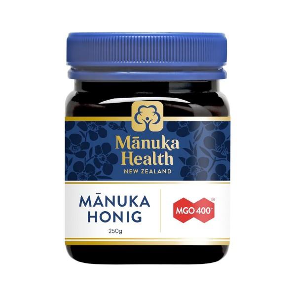 Manuka-Honig MGO 400+, 250g von Manuka Health