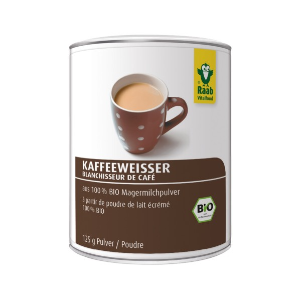 Kaffeeweißer BIO