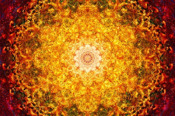 Mandala-Blume-des-Lebens