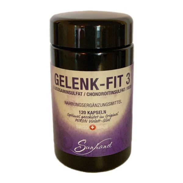 Gelenk-Fit 3 Glucosaminsulfat / Chondroitinsulfat / MSM