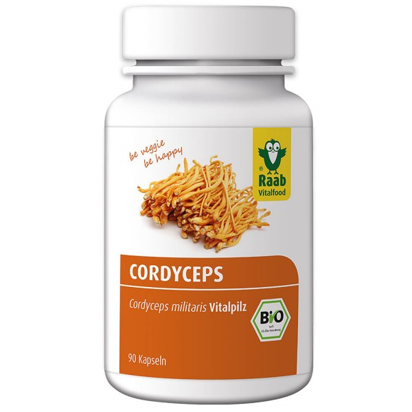 Bio Cordyceps 90 Kapseln