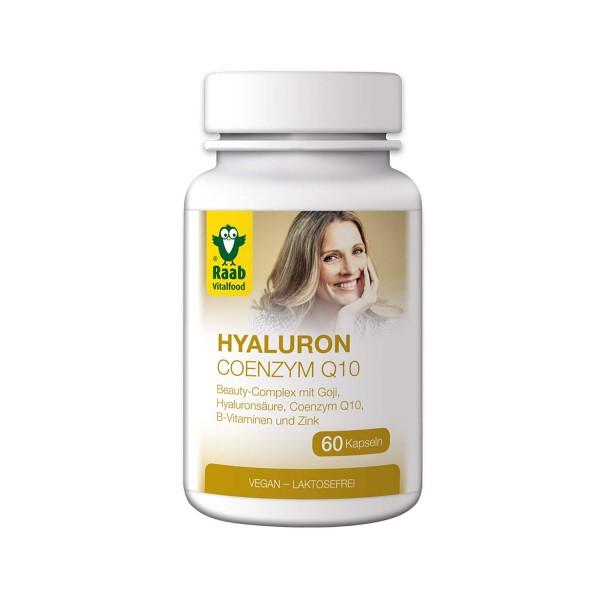 Hyaluron - Coenzym Q10 Kapseln