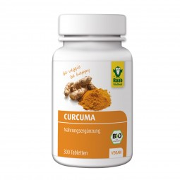 Curcuma Tabletten BIO