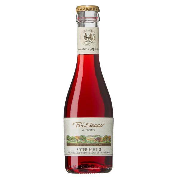 PriSecco rotfruchtig Piccolo, 0,2l