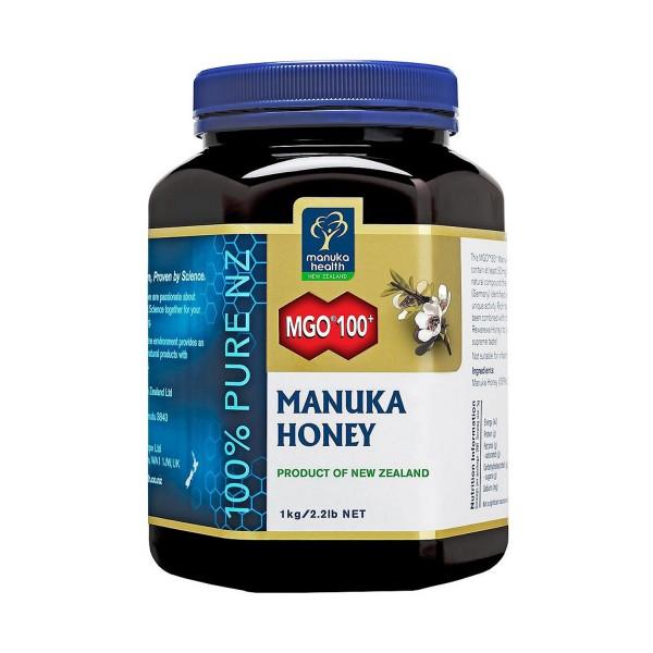 Manuka-Honig MGO 100+, 1000g von Manuka Health