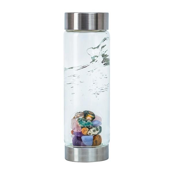 VitaJuwel ViA Fünf Elemente Wasserflasche