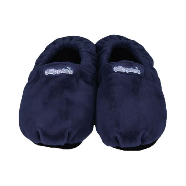 Slippies® Wärmepantoffeln classic blau (41-45)