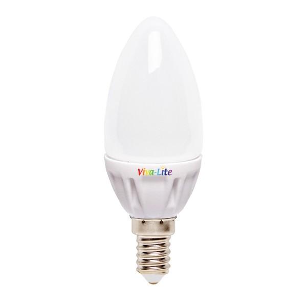 Viva-Lite Tageslicht LED E14 4,5W