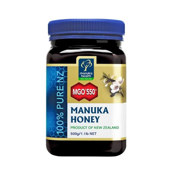 Manuka-Honig MGO 550+, 500g von Manuka Health