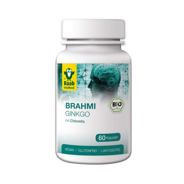 Bio Brahmi - Ginkgo Kapseln