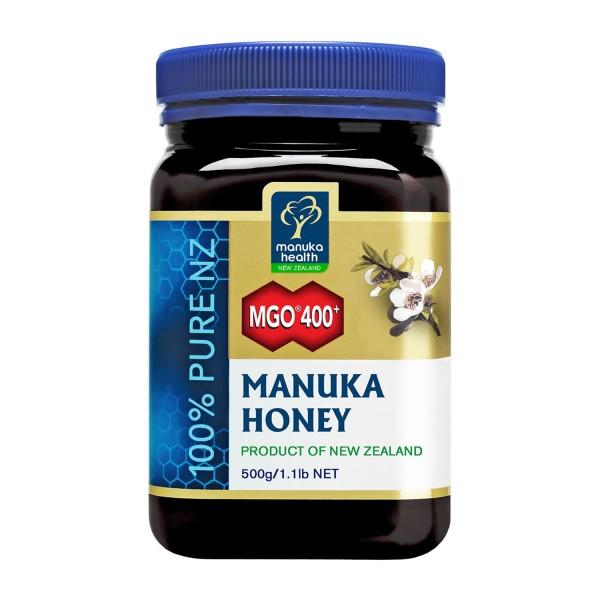 Manuka-Honig MGO 400+, 500g von Manuka Health