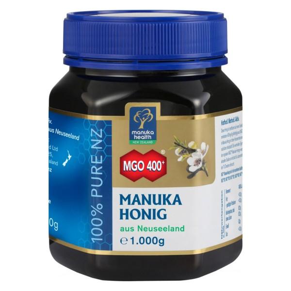 Manuka-Honig MGO 400+, 1000g von Manuka Health