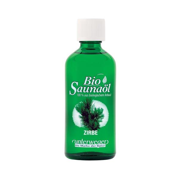 BIO Saunaöl Zirbe 100 ml