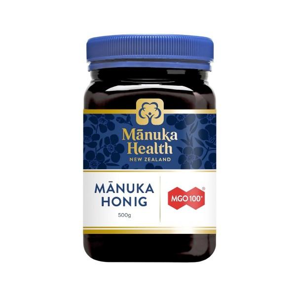 Manuka-Honig MGO 100+, 500 g von Manuka Health