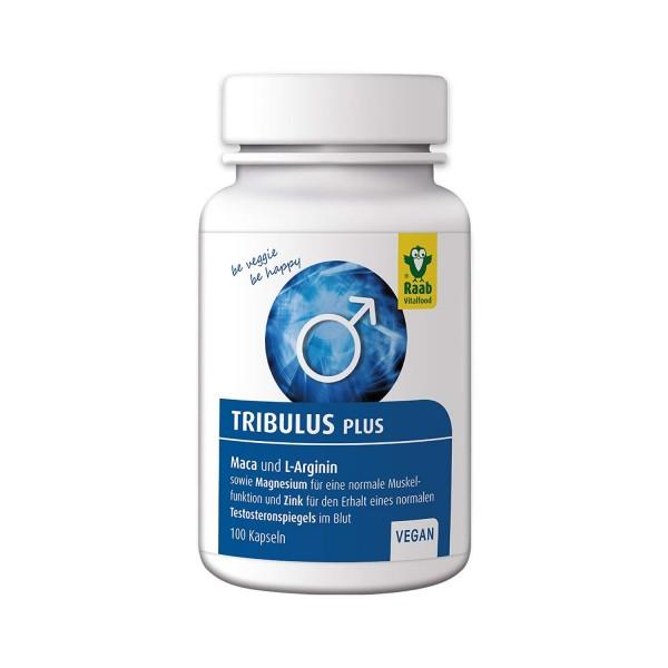 Tribulus Plus Kapseln