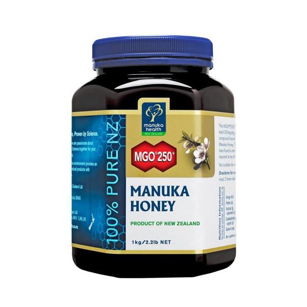 Manuka-Honig MGO 250+, 1000g von Manuka Health