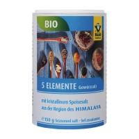 Gewürzsalz 5 Elemente BIO 150 g Gewürzsalz 5 Elemente