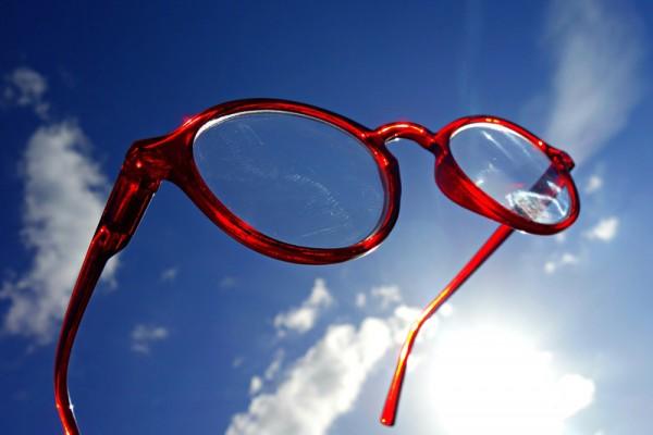 Brille-reinigen